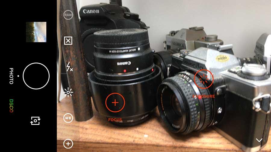 VSCO Camera App