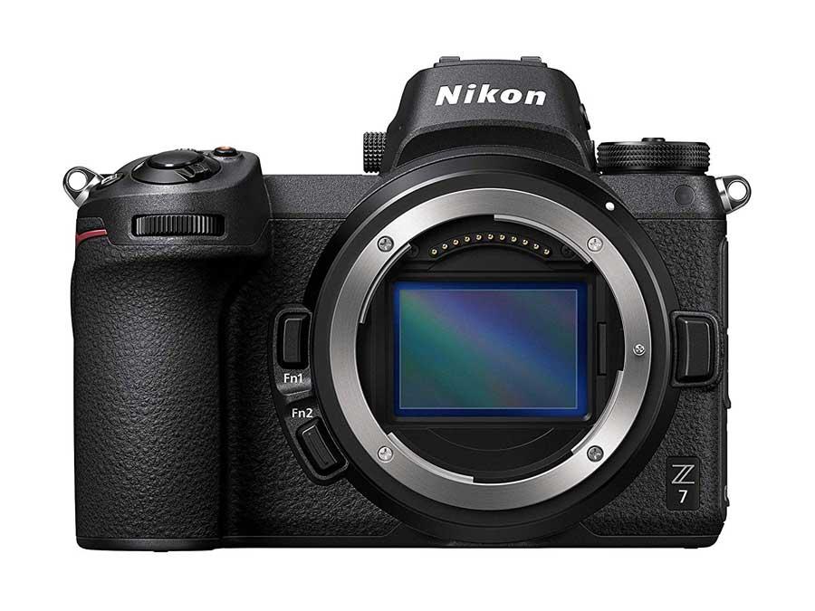The New Nikon Z7 Mirrorless Camera
