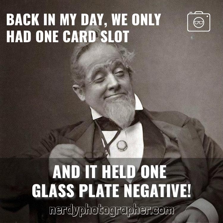film photography meme