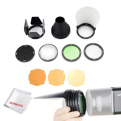 Godox Magnetic Round Head Modifiers