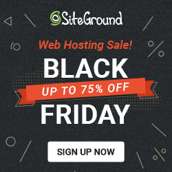 black friday web hosting discount