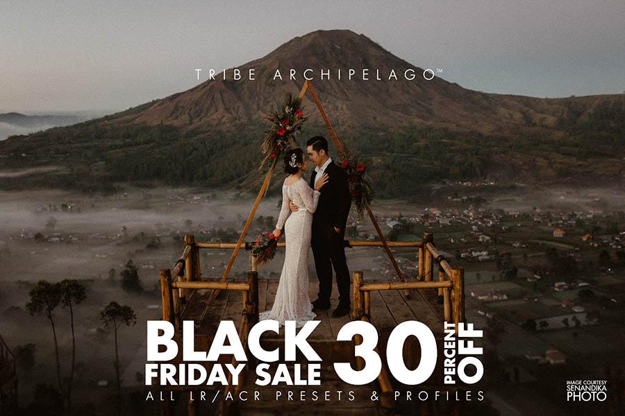 Black Friday lightroom preset sale