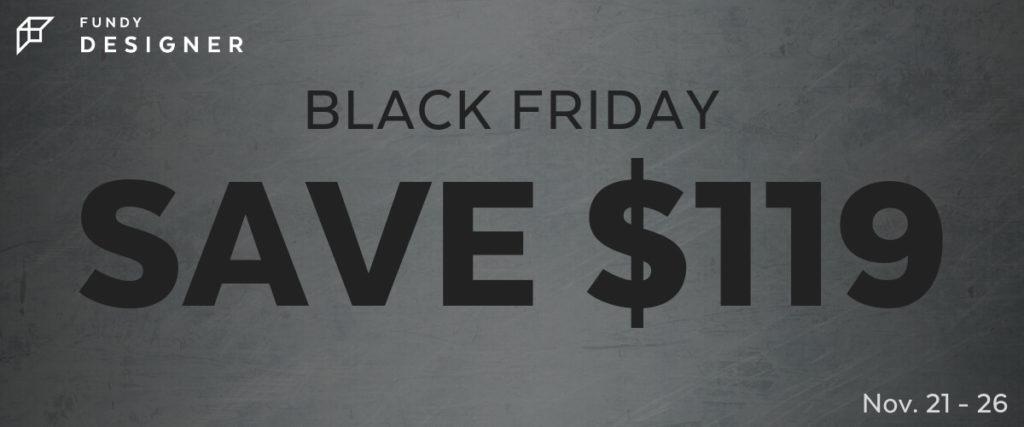 best black friday deals for photographers fundy designer software