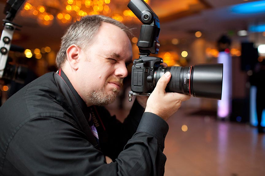 tips for being a great wedding second photographer