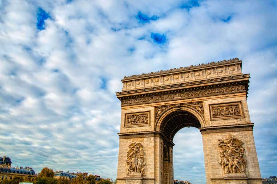 arc de triomphe © casey fatchett photography
