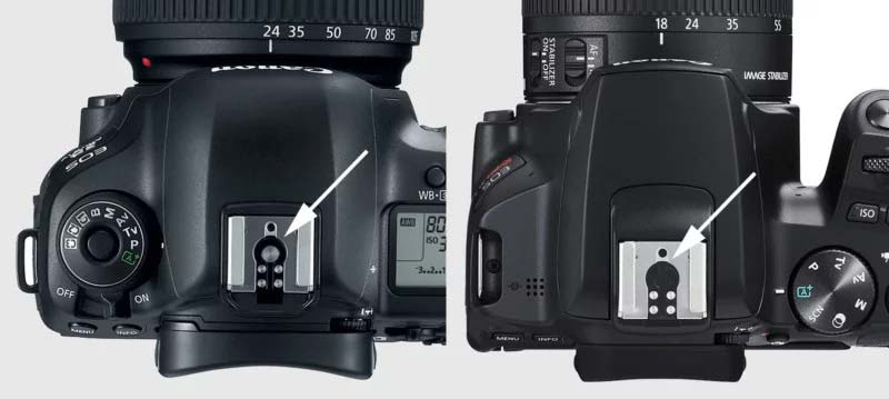 canon cameras incompatible with 3rd party flash