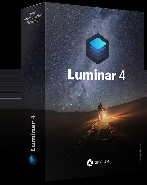 luminar image editing software