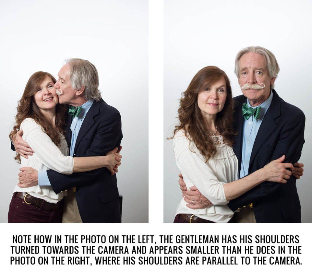 portrait posing basics for photographers - photos by Casey Fatchett Photography