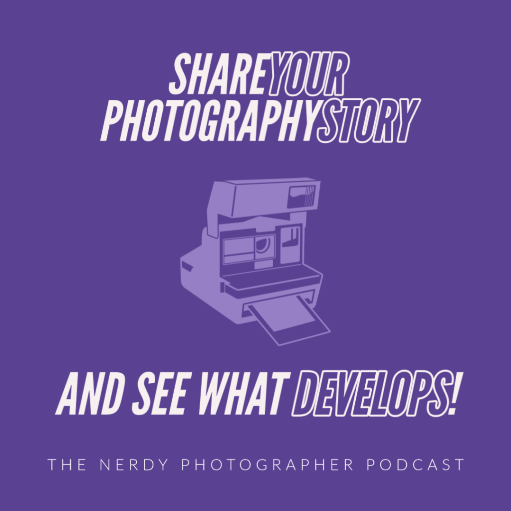 photography stories podcast