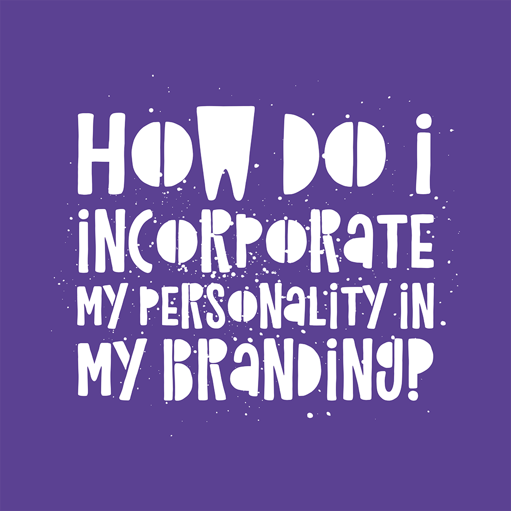 personality and branding in your photography business