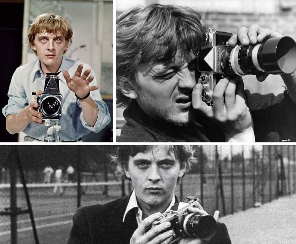 photographers in pop culture and films - thomas - blow up