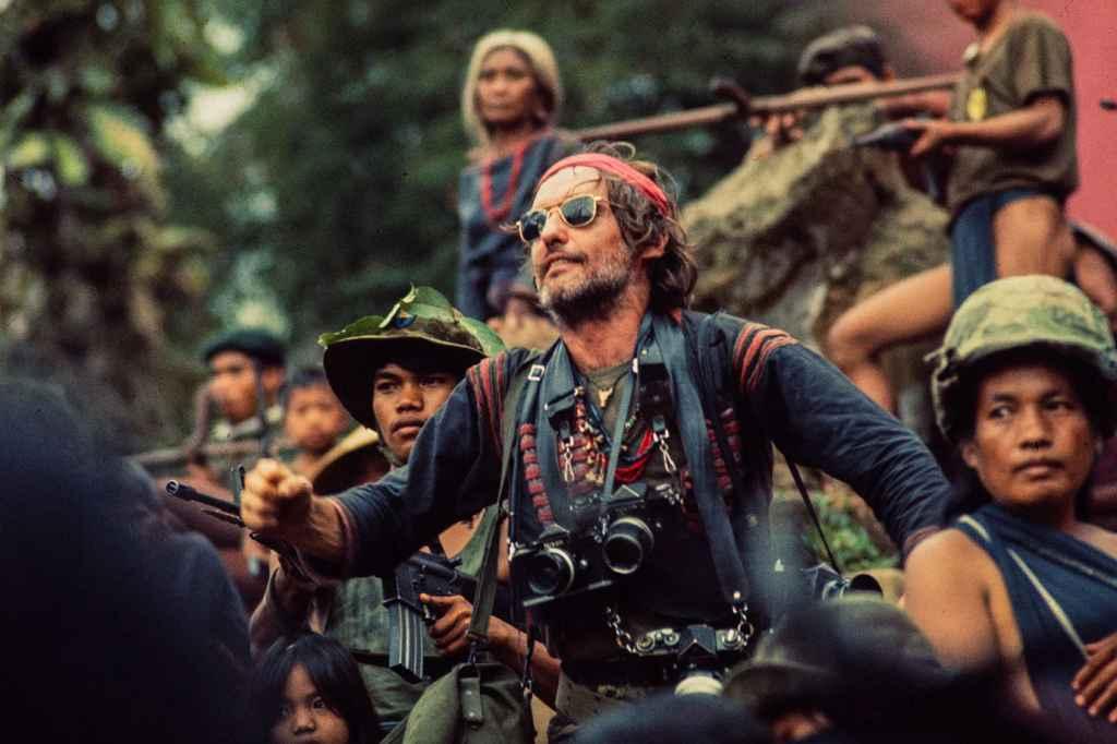 The photojournalist - Apocalypse Now