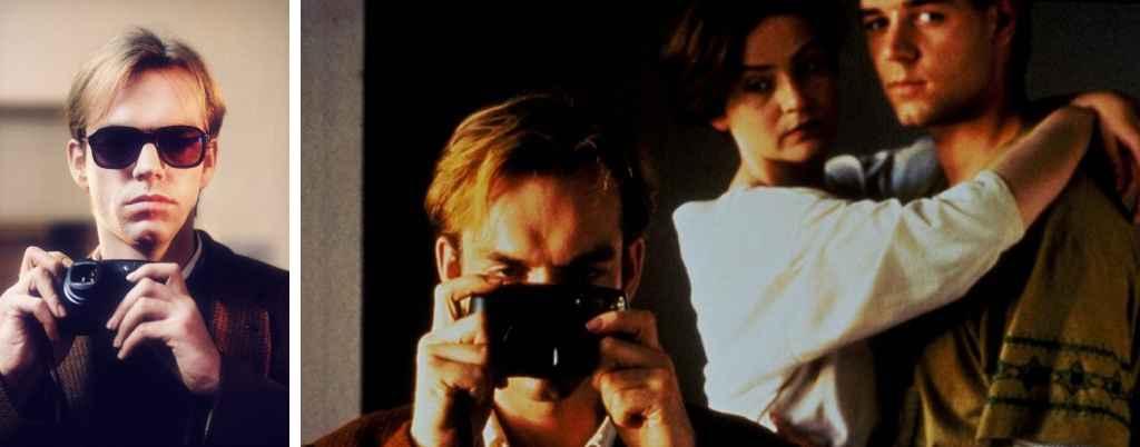 Hugo Weaving as blind photographer in Proof