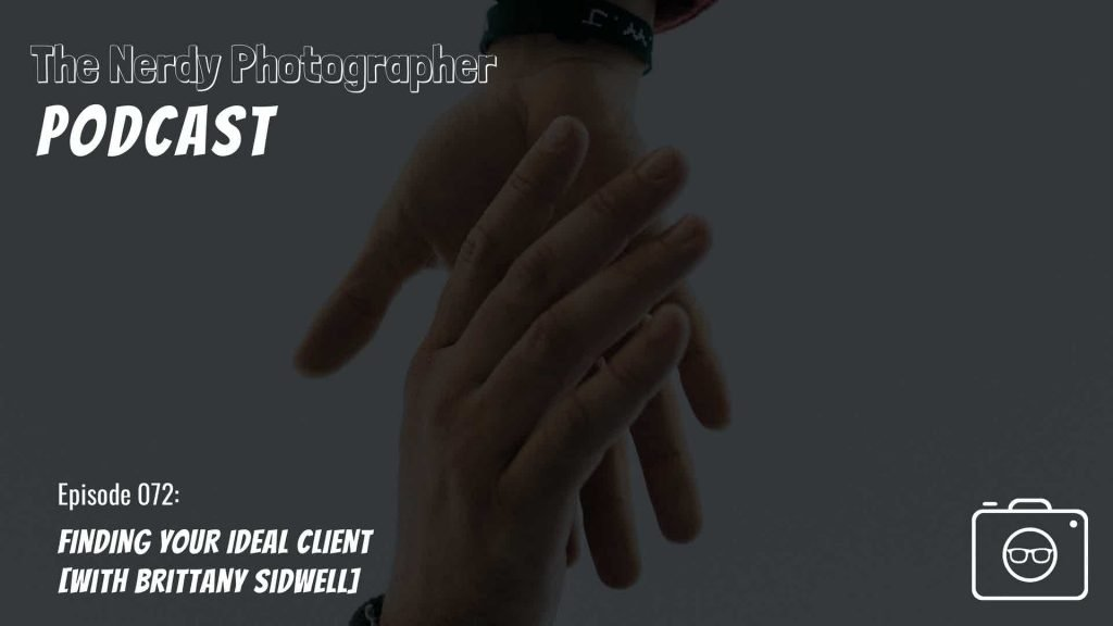 finding your ideal photography client